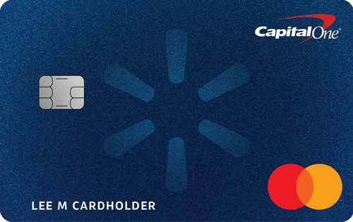 Capital One® Walmart Rewards® Mastercard®